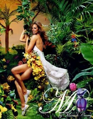 mariah carey perfume ad