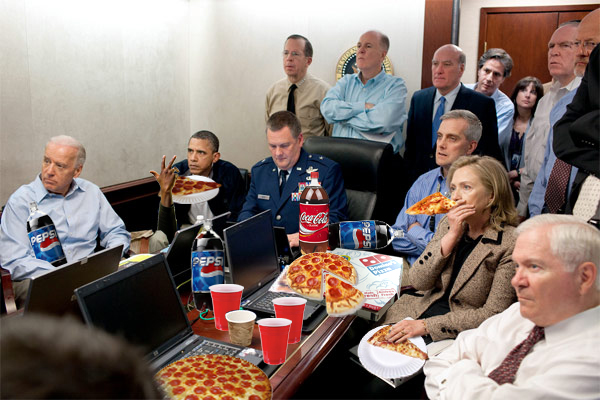 Deconstructing the Situation Room Photograph | Visual Culture Blog