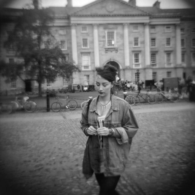 03. Dublin, Trinity College, 11.10.2011