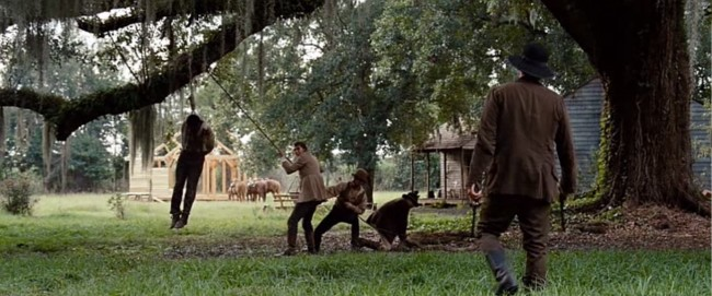 12 Years a Slave - Lynching Scene 02