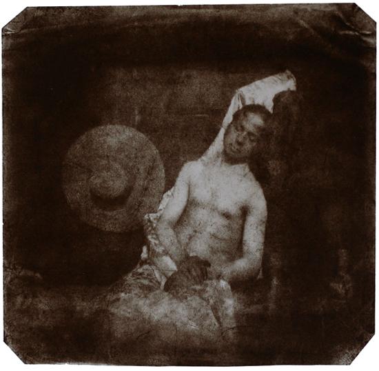 Hippolyte_Bayard_-_Drownedman_1840